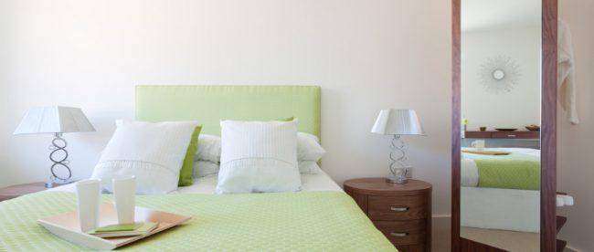 Das Schlafzimmer in Feng Shui Farben gestalten - Lebensart ...
