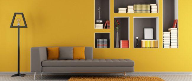 Welche Farbe für das Wohnzimmer am besten - Lebensart Ambiente